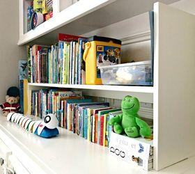 1 day diy kids book storage build & 1-Day DIY Kids Book Storage Build   Hometalk