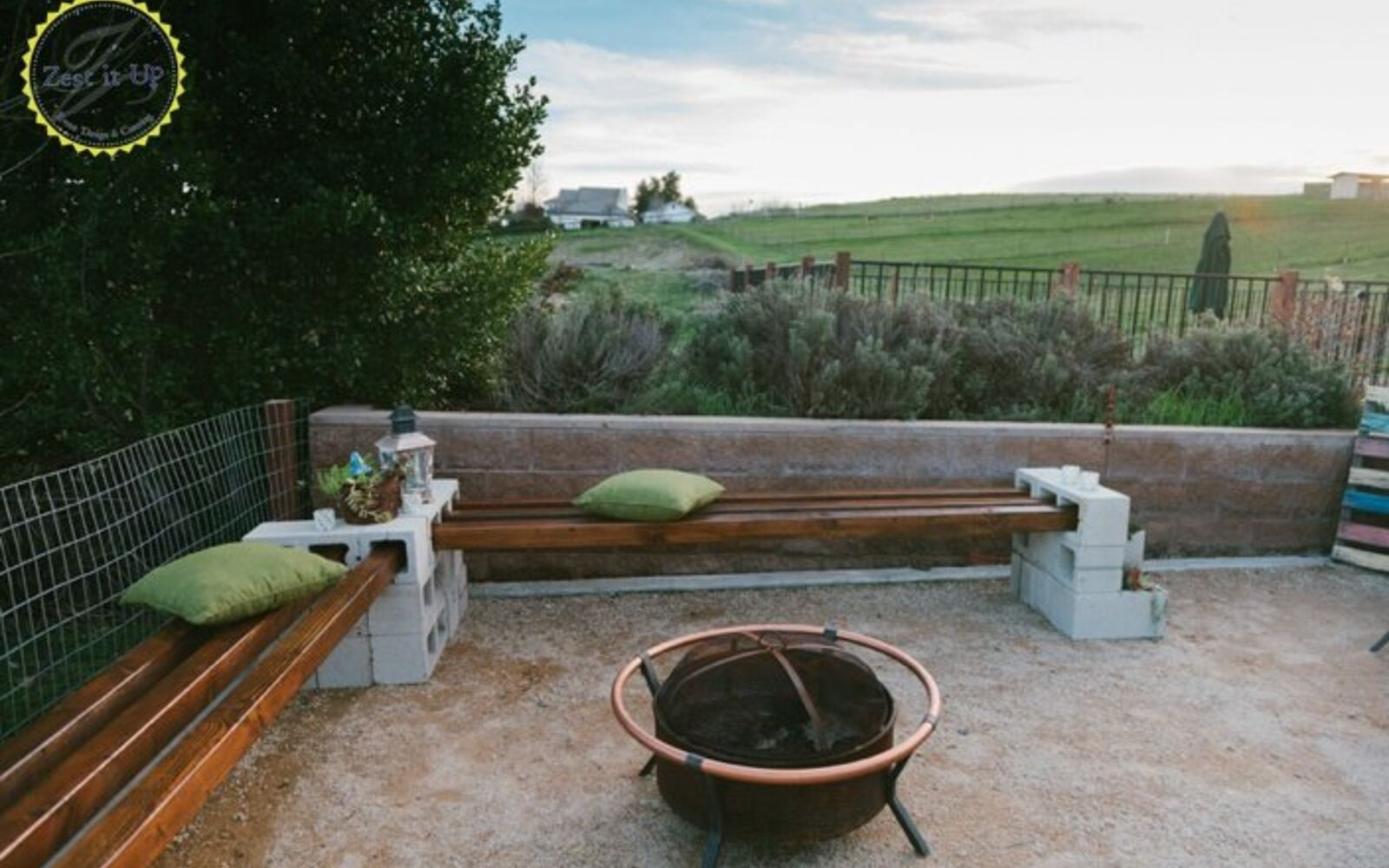 s upgrade your backyard with these 30 clever ideas, Add some extra seating with a bench