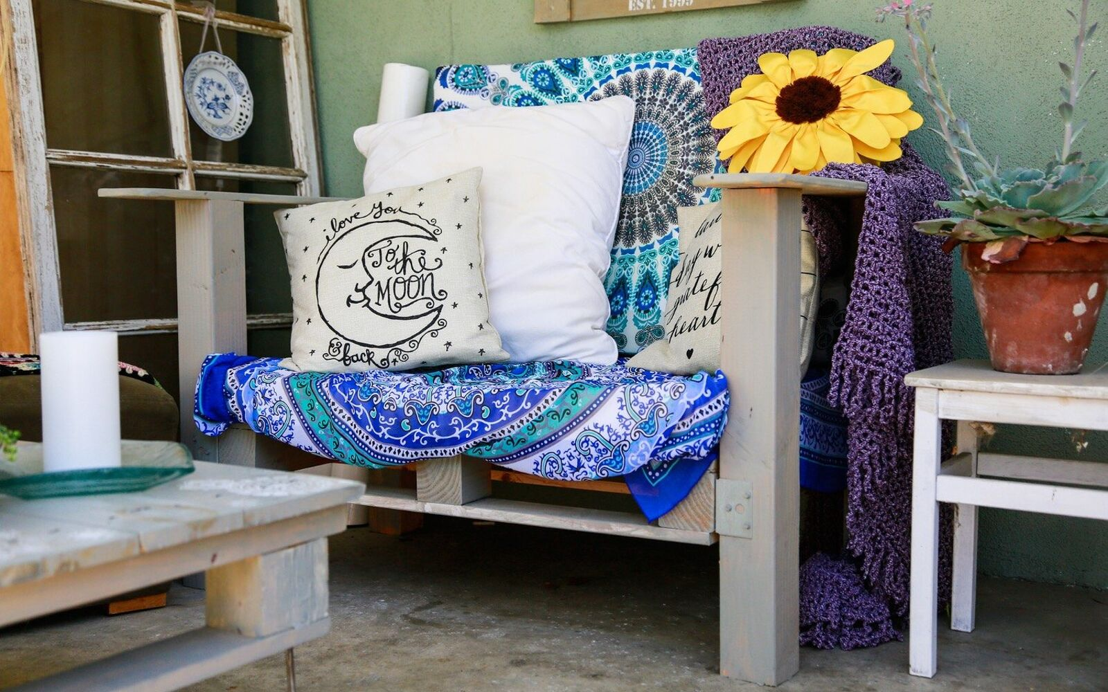 s upgrade your backyard with these 30 clever ideas, Create a peacful meditation spot