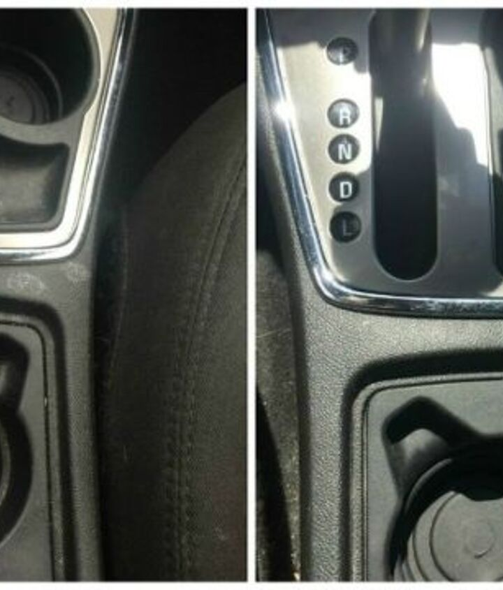 how to clean the interior of your car in record time without spray cle