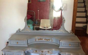 Boudoir Vanity Part # 3!