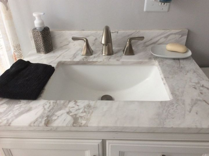 q is it too late to seal my bathroom sink