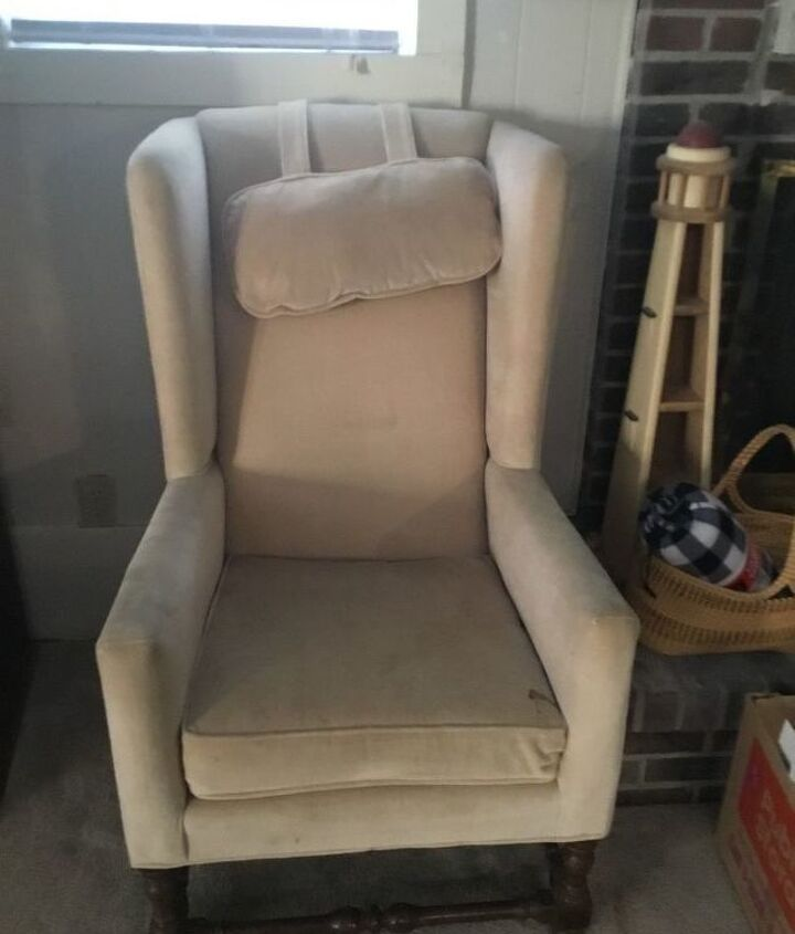 q i want to redo my chair any suggestions