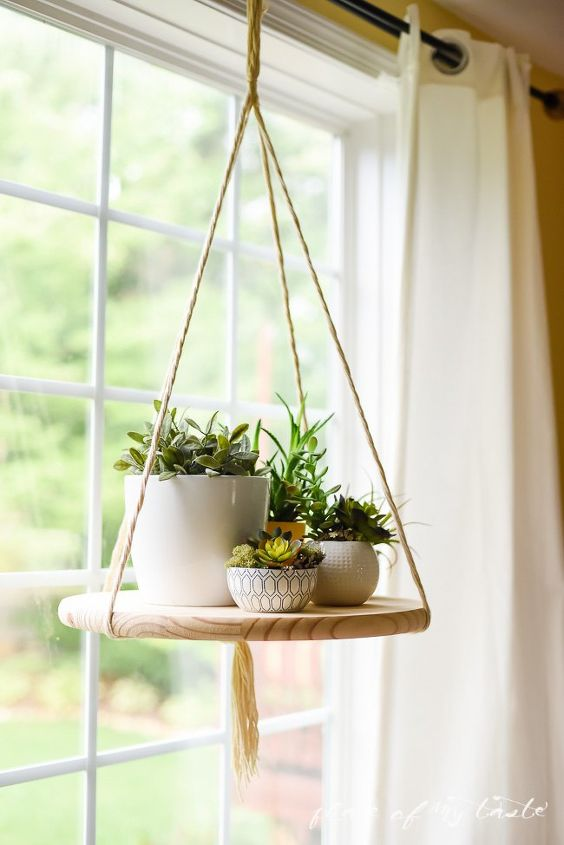 s 15 amazing projects to help make your home look fabulous, Amazing Floating Shelf