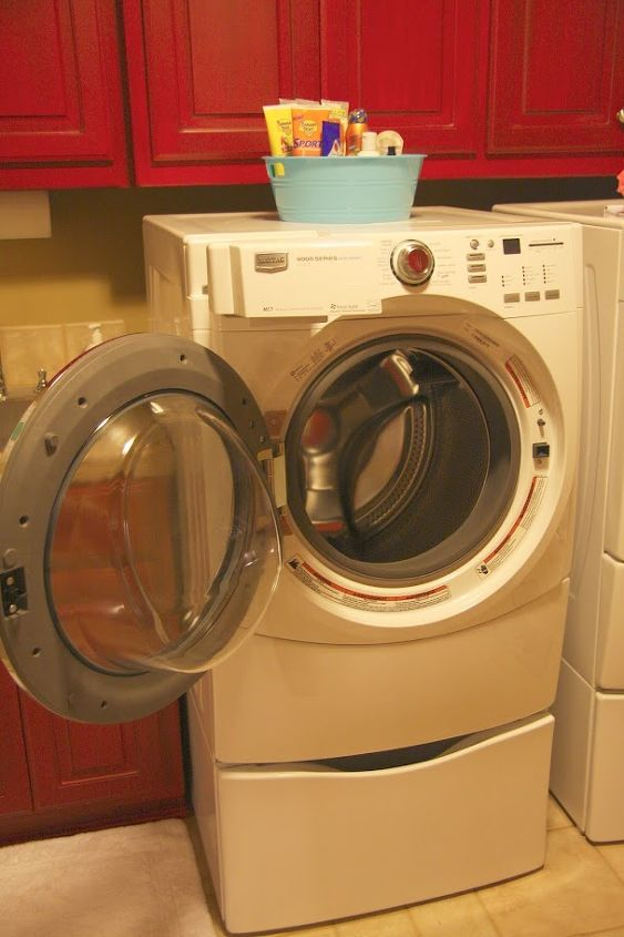 s these cleaning ideas will help you with spring cleaning, Great Way to Clean a Washing Machine