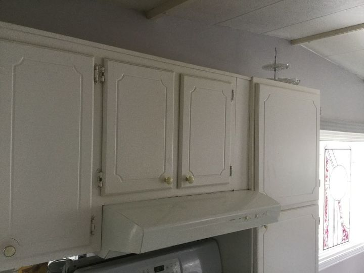 Is It Difficult To Put Crown Molding On Top Of My Cupboards Hometalk