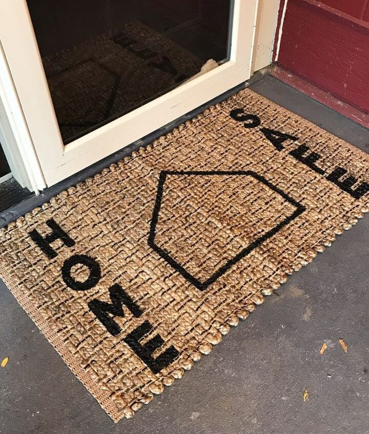 s get ready for the baseball season with these great projects, Clever Fall Doormat