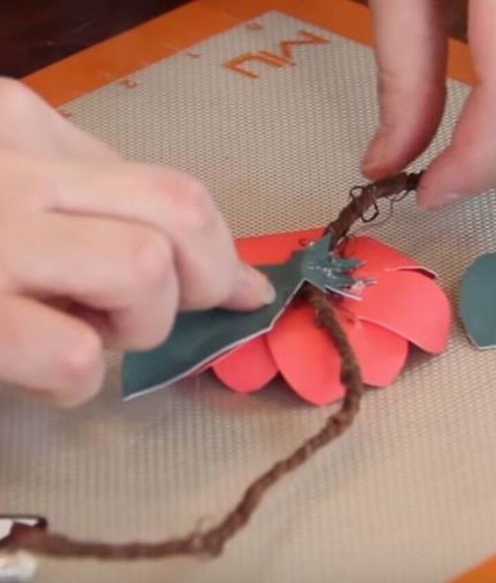 printable paper flowers garland project