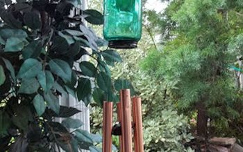 chime in wind chimes