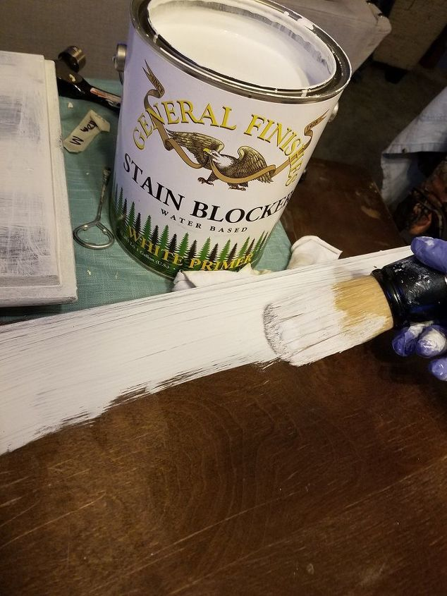 Optional priming step