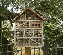 make an insect hotel an easy backyard diy