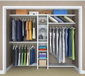 Go To Lowes, HD, Or Another Store And Check Out All Of Their Closet  Organization Systems.