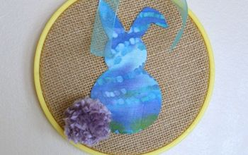 DIY Easter Bunny Decoration