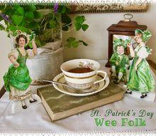 st patrick s whimsical wee folk