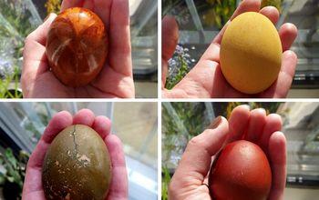 natural egg dye recipes edible egg decorations