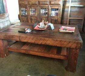 Q How Do You Fix Wood Furniture That Shrinks
