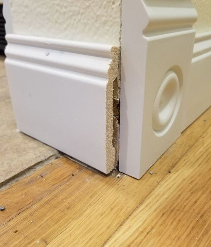 q help this is my first time doing baseboards how can i finish the c