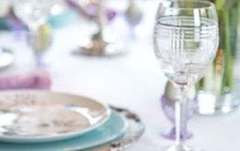 How to Use Soft Spring Colors to Decorate a Sophisticated Easter Table