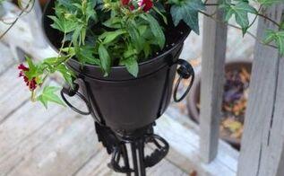 pedestal gardening