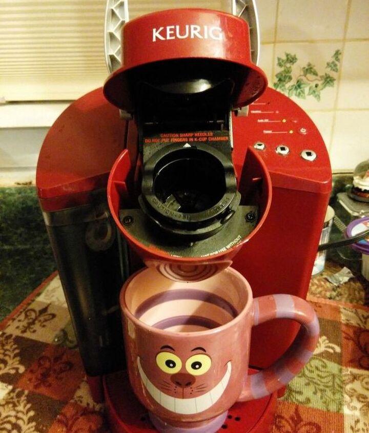 Spring Cleaning My Keurig Coffee Pot Hometalk