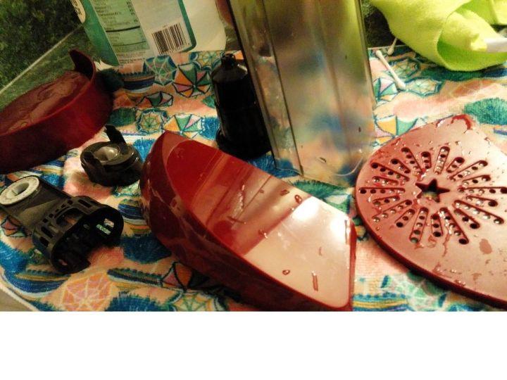 Removable parts