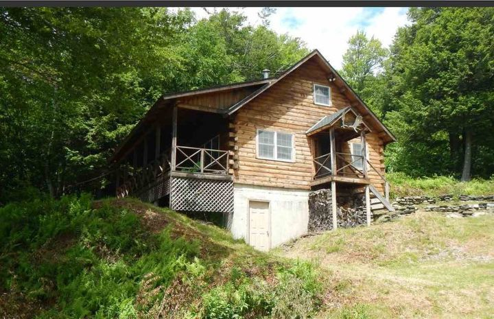 q how might you suggest a better approach to our log home in vt
