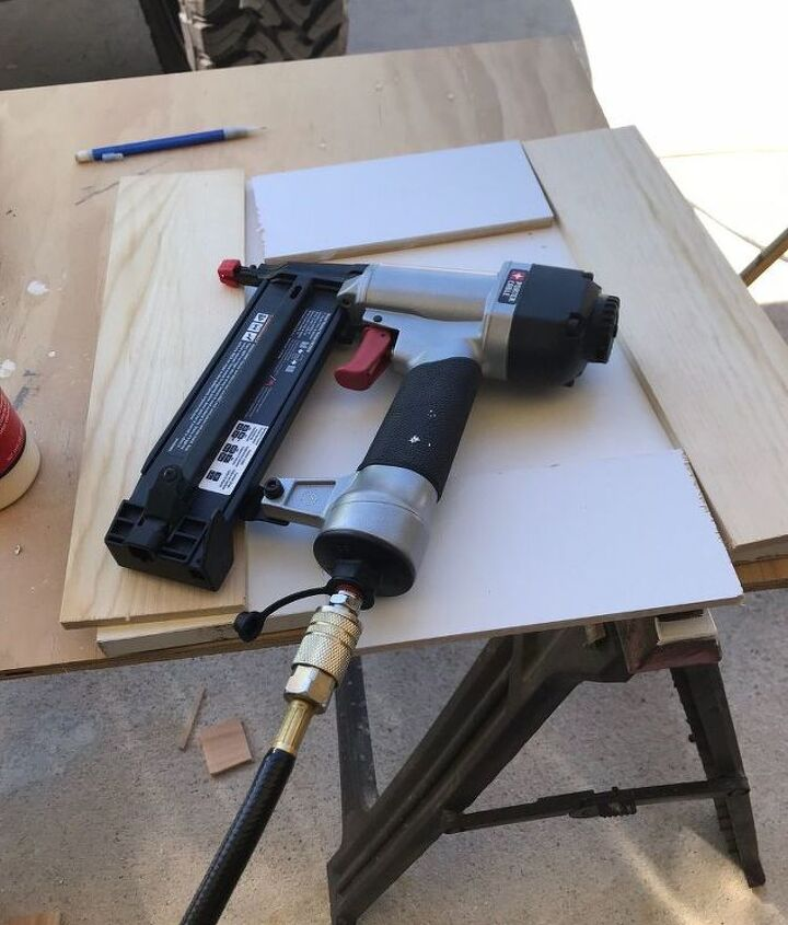 Brad nailer, HIGHLY recommend!