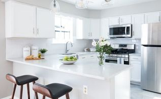 kitchen renovation from dull to delightful