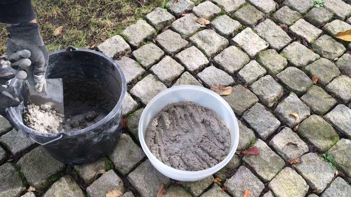 mix concrete