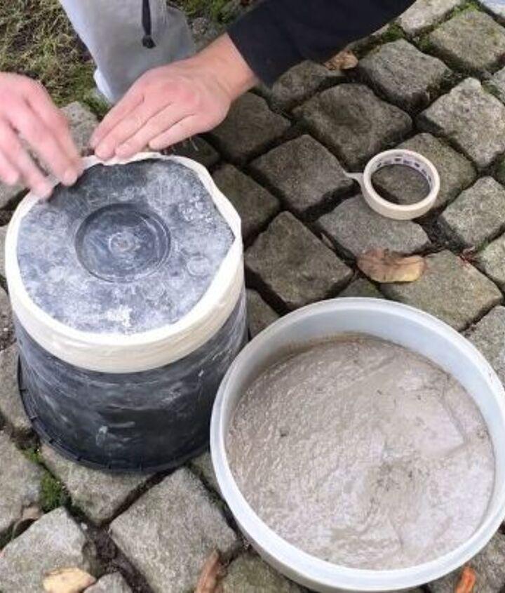 prepare inner mold