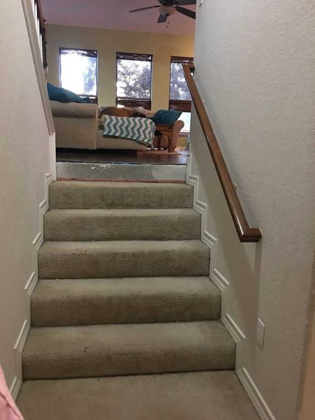 q has anyone tried painting indoor cement stairs