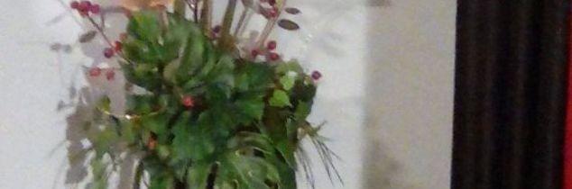 q update an asian vase