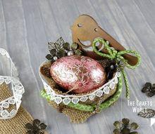 easter egg nest