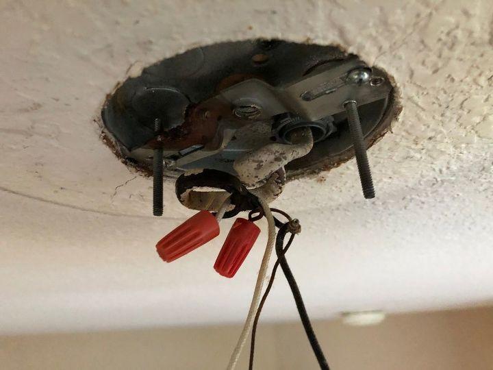 q install led ceiling light