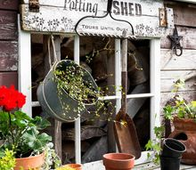 the ultimate potting shed tool holder