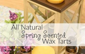 All Natural Spring Scented Wax Tarts
