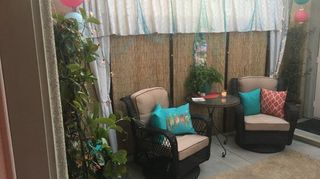 , New outdoor living room