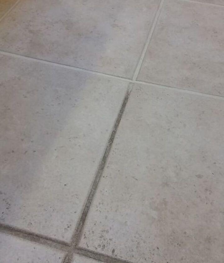 floor tile grout renew