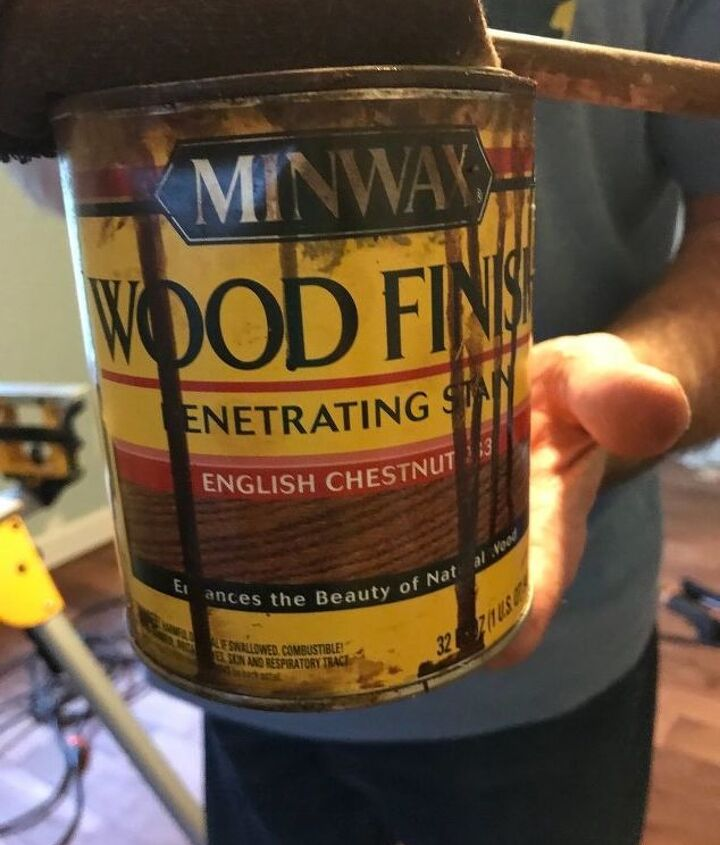My choice for stain