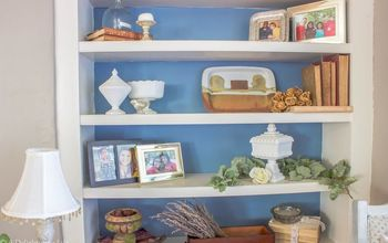 How to Easily Decorate Amazingly Beautiful Shelves