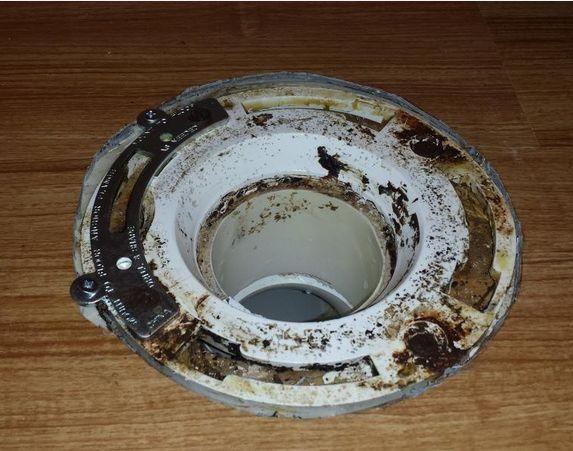 DIY – How to Fix a Cast-Iron Toilet Flange   Hometalk