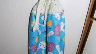 , My Easter hand towel