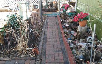 Front Garden Change