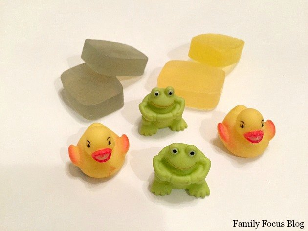 make cute bathroom soaps