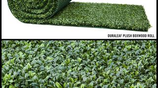 , Artificial boxwood roll