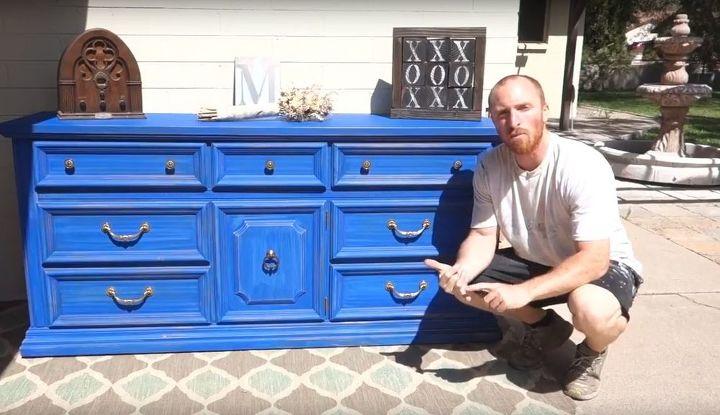 Cobalt Blue By Dixie Belle Paint