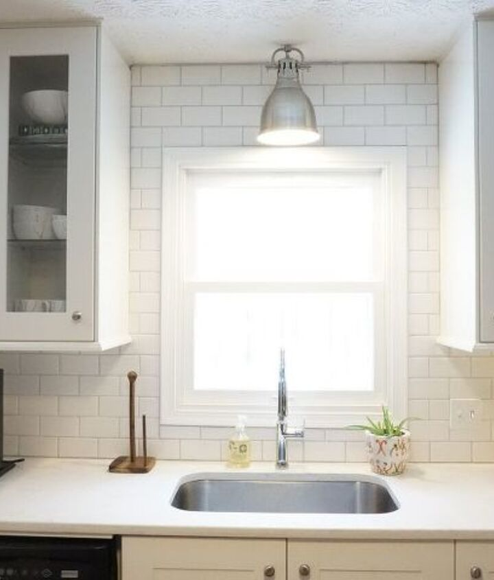 s the 12 most popular backsplash makeovers people are doing now, Tile Cost 300 Time spent 2 days