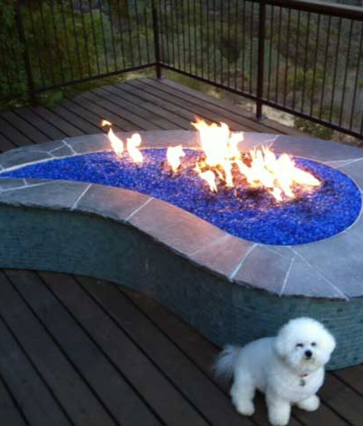s 15 fabulous fire pits for your backyard, Stunning with a shape
