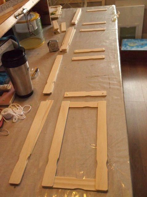 make your own wood crate