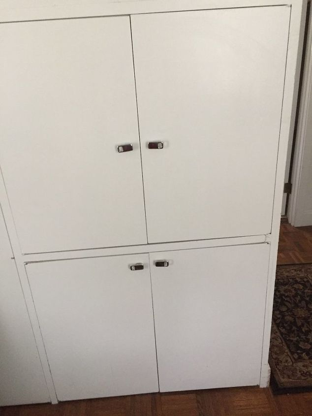 Q I Wish To Create A Tilt Out Hamper In My Small Bathroom